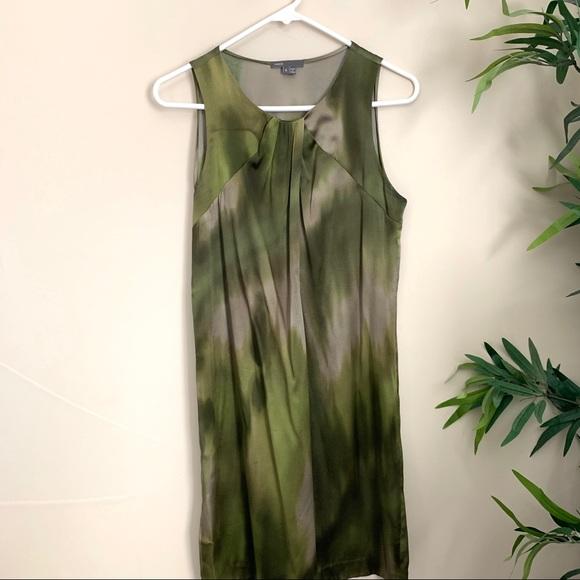 Vince Dresses & Skirts - Vince▪️Marled Silk Dress. Sz S